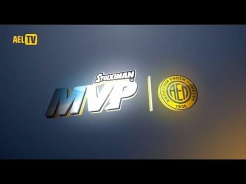 O MVP της αγωνιστικής από την stoiximan.gr